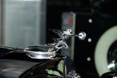1940 Packard Hood Ornament Royalty-vrije Stock Afbeeldingen