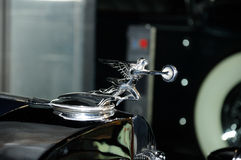 1940 Packard Hood Ornament Royalty Free Stock Images