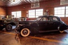 1941 Packard 180 Le Baron Bawjący się Brougham zdjęcia royalty free