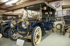 1910 Packard Stock Image