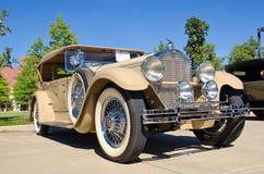 Packard-Phaeton 1929 Stockfotografie