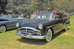 Packard que viaja al sedán Fotografía de archivo libre de regalías