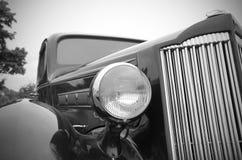 Packard seis sedánes que viajan Fotos de archivo