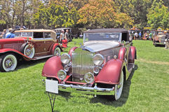 Packard Series 1101 Royalty Free Stock Photo