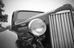 Packard six berlines de tourisme Photos stock