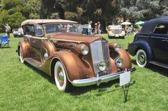 Packard Sport Phaeton Stock Image