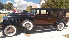 1930 Packard v-12 Royalty-vrije Stock Foto's
