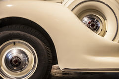 Packardv12 Presidentiële Auto, 1939 Royalty-vrije Stock Foto
