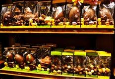 Packed Belgian chocolates Stock Image