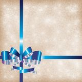 The packed gift Royalty Free Stock Photo