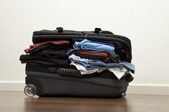 Packed to the rafters Royalty Free Stock Photo