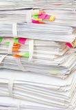packepapperen Arkivbilder