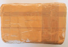 Packet parcel Royalty Free Stock Photo
