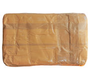 Packet parcel Stock Photography