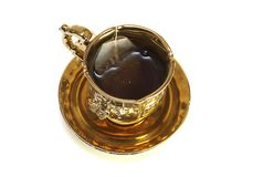 Packet tea Royalty Free Stock Photography
