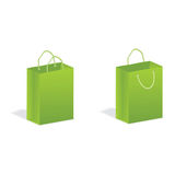 Packets. Gift green packets. Element for design Stock Illustration