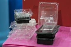 Packge pour le produit alimentaire industriel, manufacturin de pointe photos stock