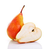 Packhams pear 3 Royalty Free Stock Photography