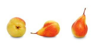 Packhams pear 4 Stock Photo