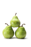 Packhams Pears Royalty Free Stock Photography