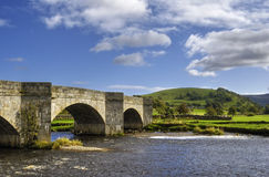 Packhorse bridge Royalty Free Stock Photo