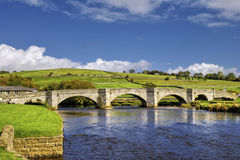 Packhorse bridge Stock Photos