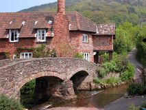 Packhorse Bridge Stock Images