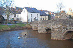 Packhorse bridge Royalty Free Stock Photography