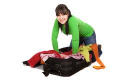 Packing Royalty Free Stock Image