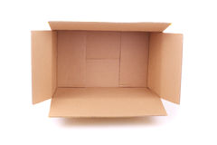 Packing box Royalty Free Stock Photography