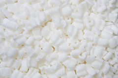 Packing Foam Peanuts Stock Images