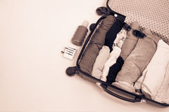 Packing Light Royalty Free Stock Photo