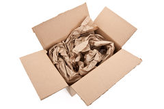 Packing material Royalty Free Stock Photo