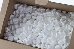 Packing material Royalty Free Stock Photography