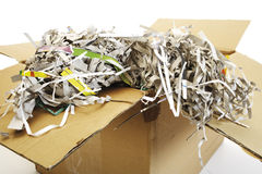 Packing material Stock Photography