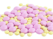 Packing pills Stock Photography