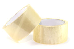 Packing tape Royalty Free Stock Image