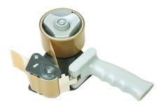 Packing tape dispenser Royalty Free Stock Image