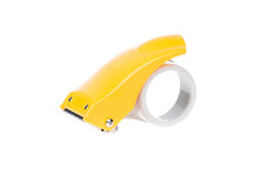 Packing Tape Dispenser Royalty Free Stock Image