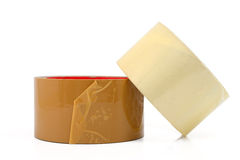 Packing tape Stock Image