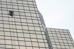 packningsfönster Arkivfoton