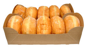 Packs Of Doughnuts Royalty Free Stock Photo