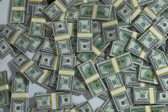 Packs, Pile, Money, Finance Royalty Free Stock Image