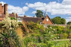 Packwood House Garden, Warwickshire, England. royalty free stock photography