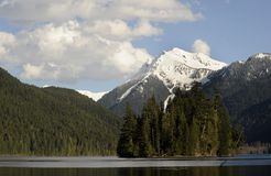 Packwood Lake, Washington state Stock Photos