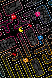 Pacman Stock Photography