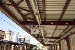 Paco de Arcos Station fotos de stock