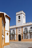 Pacos de Municipio, Alter делает Chao, зону Beiras, Стоковые Изображения