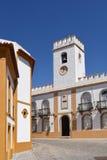 Pacos de Municipio, Alter tun Chao, Beiras-Region, stockbilder