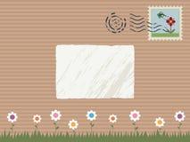Pacote da natureza ilustração stock